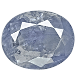 Included Kashmir Sapphire