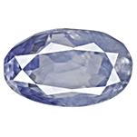 Eye clean Kashmir Sapphire