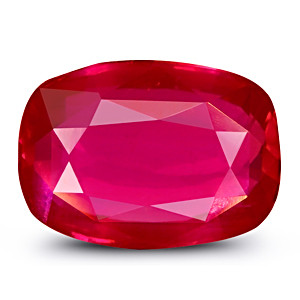 Eye-clean Mozambique Ruby