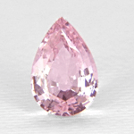 Pear Shape Pink Tourmaline