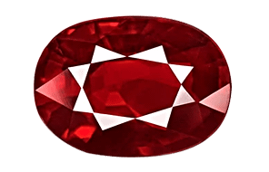 Pigeon Blood Ruby