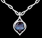 Blue Sapphire pendant Review