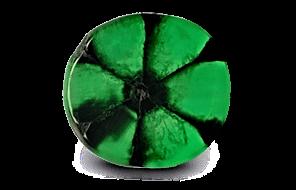 Trapiche Emerald