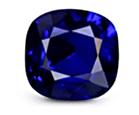 Royal Blue Sapphire Sri Lankan