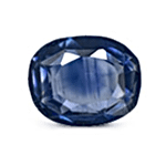 Royal Blue Sapphire with VS Clarity