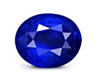 Royal Blue Sapphire Burma
