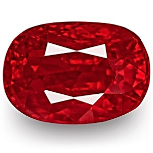 Pigeon Blood Ruby from Mozambique title=