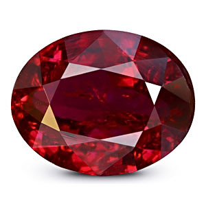 Pigeon Blood Ruby from Madagascar title=