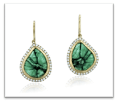 Trapiche Emerald Jewelry