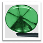 Color Trend in Trapiche emerald – Low to High