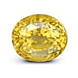 Sri Lankan or ceylon Yellow Sapphire