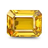 Thailand Yellow Sapphire