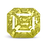 Yellow Sapphire in different Shades
