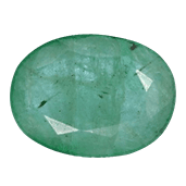 Color Variation in Zambian emerald in average to top quality stones
