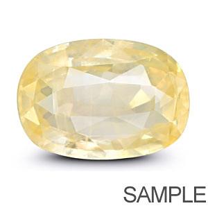 Yellow Sapphire (Ceylonese) - Super Premium Premium
